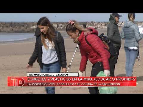 Sorbetes y plásticos en la mira: Comunicación telefónica con Mario Tonelli