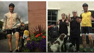 Cycle Britain Dogs Trust - best of Land's End to John O'Groat's