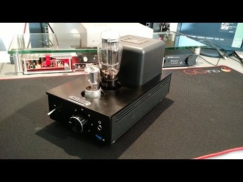 Z Review - DarkVoice 336 Tube Amplifier