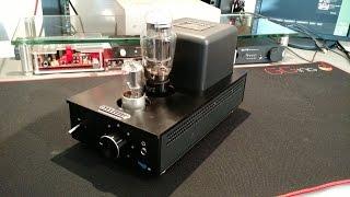 Z Review - DarkVoice 336 Tube Amplifier