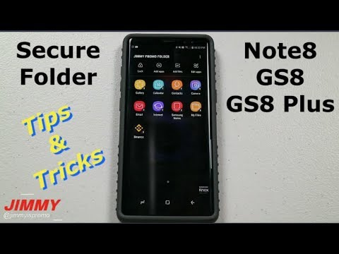 Samsung Secure Folder - In Depth Tutorial (Features, How To Use It)