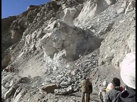 Landslide Malling Block Himalaya