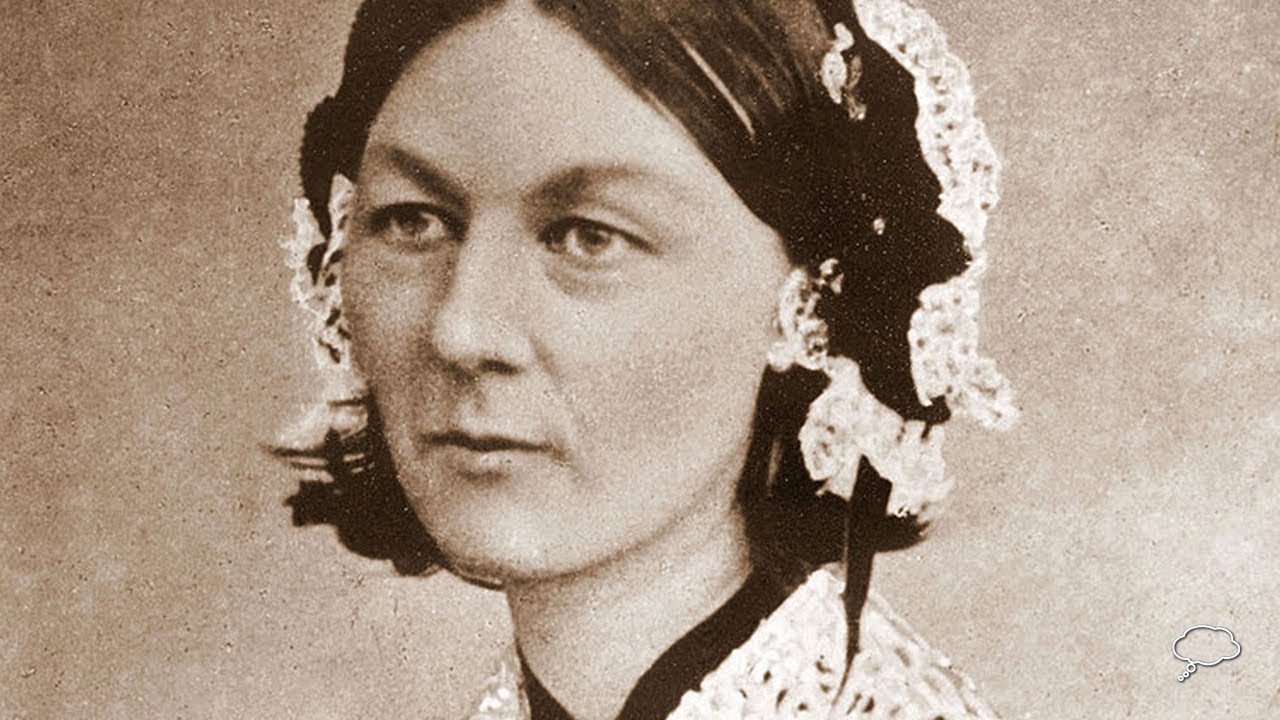 Florence Nightingale Biography - YouTube
