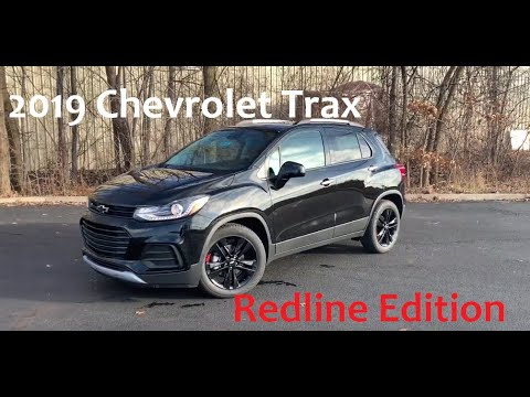 2019 Chevrolet Trax Redline FULL Review and Walkaround ...