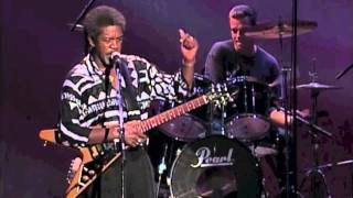 Move From The Hood - Luther Allison (Live)