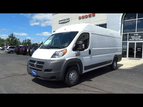 2016 ram promaster 3500 for sale in columbus oh youtube. Black Bedroom Furniture Sets. Home Design Ideas
