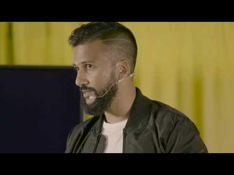 What makes a man to me | Yamin Choudury | TEDxShoreditch