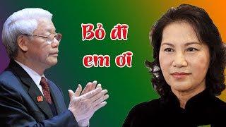 Nguyễn Phú Trọng sẽ cho quốc hội hủy bỏ luật an ninh mạng vì sức ép từ thế lực này