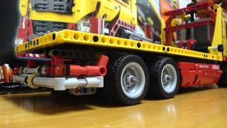 Lego Technic #8109 Flatbed Truck