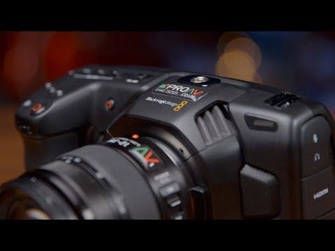 High ISO, Sharpness & Autofocus - Blackmagic Pocket Cinema Camera 4K - Q&A Part 1 thumbnail