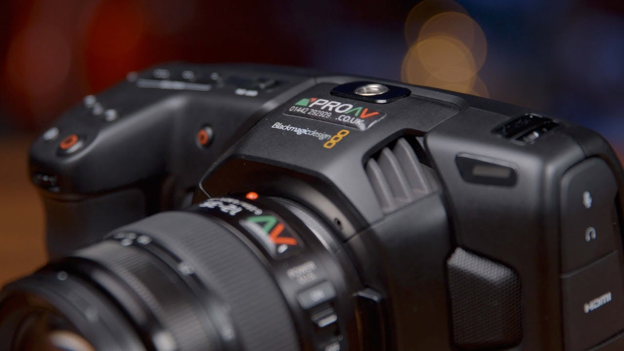 High Iso Sharpness Autofocus Blackmagic Pocket Cinema Camera 4k Q A Part 1 Youtube