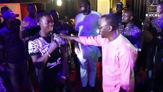Paso @51 Nigeria Version Faze 2 | Taiye Currency join Pasuma on stage in celebrating his Unique out