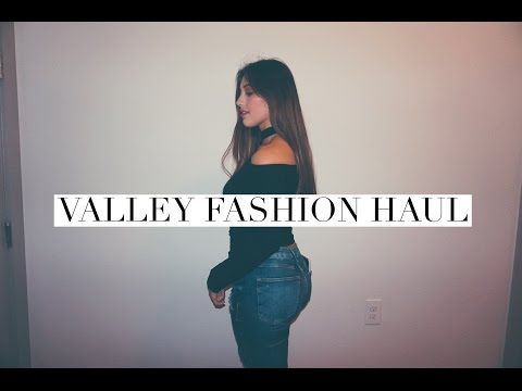 RIO GRANDE VALLEY FASHION HAUL