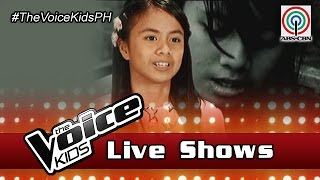 The Voice Kids Philippines 2016 Live Semi-Finals: Angel of Team Lea Journey