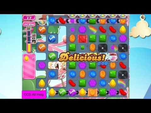 Candy Crush Saga Level 2404 NO BOOSTERS Cookie