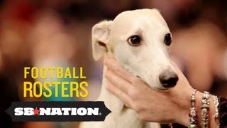 Westminster Kennel Club Dog Show: Football Rosters