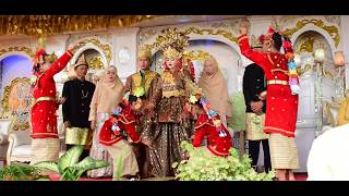 Tari Pagar Pengantin Wedding Tiara  Tbm Hesti Mora