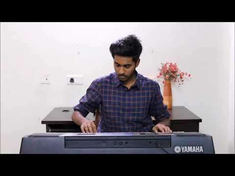 Arjun Reddy Breakup Song - Keyboard cover