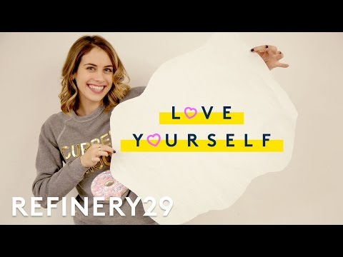 5 Days Of Personal Acceptance And Self-Confidence | Try Living With Lucie | Refinery29