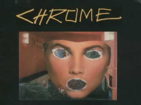 Chrome featuring Damon Edge - And Then The Red Sun