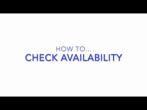 Checking Equipment Availability - HireHop Equipment Rental Software
