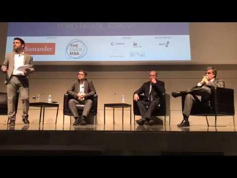 Ciro Gomes na Esade Business School em Barcelona (24/03/2018)