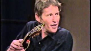 Levon on Letterman  - early 1980
