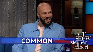 Common Gets Love Advice From Michelle Obama