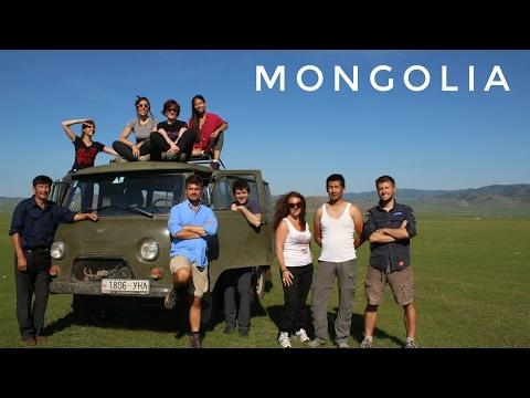 Mongolia: documentario di viaggio