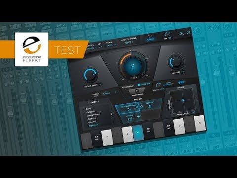 antares auto tune efx we test the new effects engine on a vocal track youtube. Black Bedroom Furniture Sets. Home Design Ideas