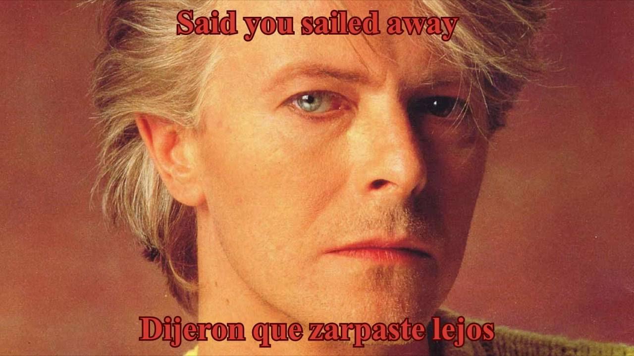 Everyone Says Hi, David Bowie (Subtítulos Español-Inglés ...