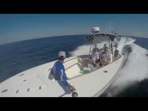 Offshore Fishing Trip with Reel Addiction!