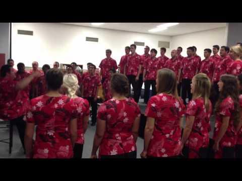 Brigham Young University Hawaii Choir