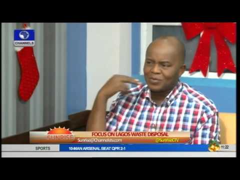 MD, LAWMA Seeks Private Partnership On Waste Management pt 1