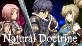 Natural Doctrine - Game Guide Gameplay Trailer JAP (PS3/ PS4)