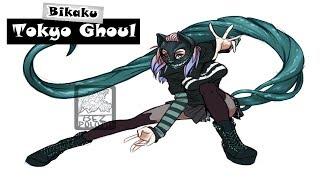 A Kagune Bikaku (Tokyo Ghoul) - Lukas iAnimes