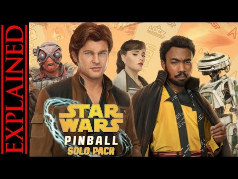 Star Wars Pinball - The Calrissian Chronicles World Premiere Gameplay Stream