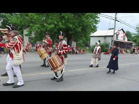 Canada Day Parade 2016 Bath, Ontario