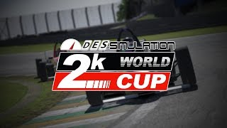 Skip Barber 2k World Cup | Round 13 | Season Finale at Snetterton