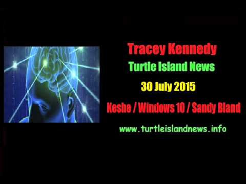 Tracey Kennedy - Keshe / Windows 10 / Sandy Bland - 30 July 2015
