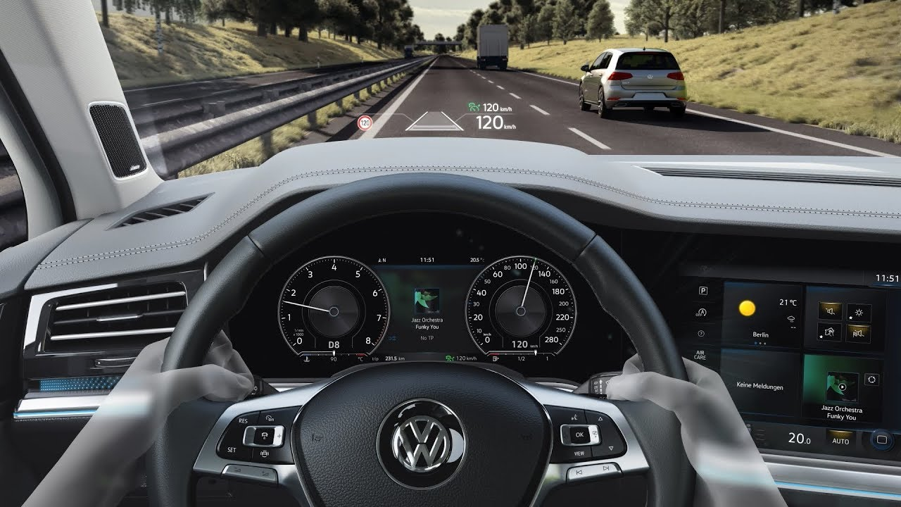 2019 volkswagen touareg innovision cockpit youtube. Black Bedroom Furniture Sets. Home Design Ideas