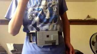Lego Kamen rider ghost belt ( Short clip )