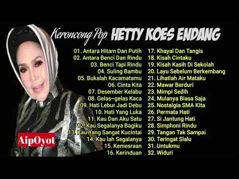 Hetty Koes Endang, Pop Keroncong |  Mp3 Download