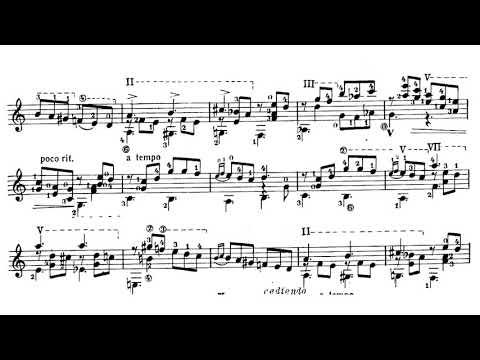 Federico Moreno Torroba - Manzanares del Real (Score video)
