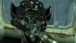Fallout 3 Где и как найти Силовую Броню и Гранотомёт Толстяк