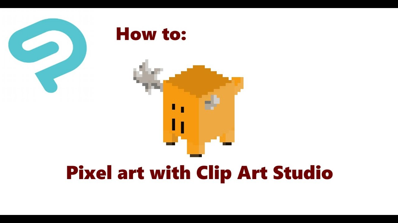 pixel art manga studio 5