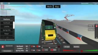 ROBLOX Terminal Railways The HST Country: United Kingdom