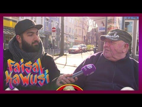 Heimat-Quiz! So wenig wissen Deutsche über Deutschland | Faisal Kawusi Show