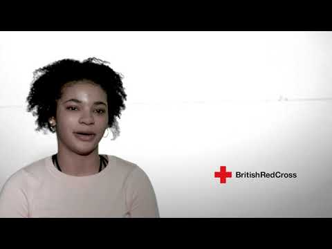 British Virgin Islands Hurricane Red Cross Donation Appeal...