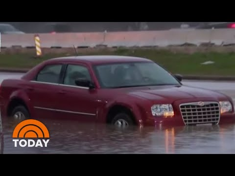 Massive Winter Storm Takes Rain, Snow To The East Coast | TODAY